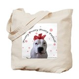 Cool Pretty dog Tote Bag