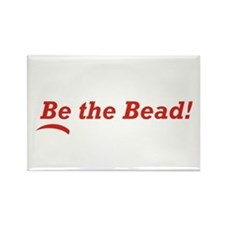 Be the Bead! Rectangle Magnet