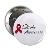 "Stroke Awareness 2.25"" Button (10 pack)"