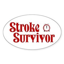 Stroke Survivor Decal
