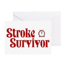 Stroke Survivor Greeting Card