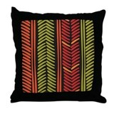 Kwanzaa Throw Pillow