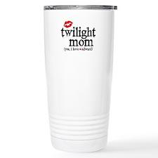 Twilight Mom Stainless Steel Travel Mug