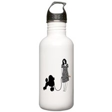 Poodle Sports Water Bottle