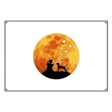 Redbone Coonhound Banner