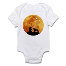 Siberian Husky Infant Bodysuit