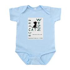 Wizz Catz Rescue Logo Infant Creeper