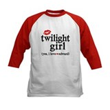 Twilight Girl Lips Tee