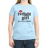 Twilight Girl Lips T-Shirt