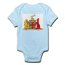 Adelaide Coat of Arms Infant Creeper
