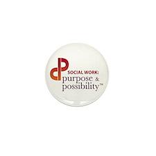 Purpose and Possibility Mini Button (100 pack)