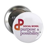 "Purpose and Possibility 2.25"" Button (10 pack"