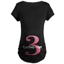 eating for 3 T-Shirt