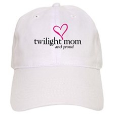 Proud Twilight Mom Baseball Cap
