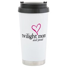 Proud Twilight Mom Travel Mug