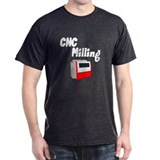 CNC Milling Machine T-Shirt