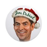 Jim DeMint Ornament (Round)
