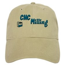CNC Milling Machine Baseball Cap