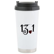 13.1 Smirk Ceramic Travel Mug