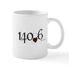 140.6 Smirk Mug
