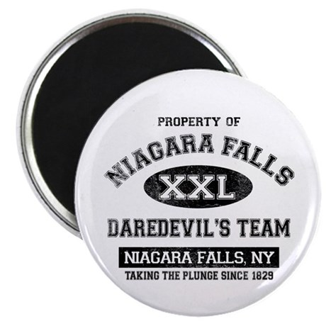 "Property of Niagara Falls 2.25"" Magnet (100 pack)"