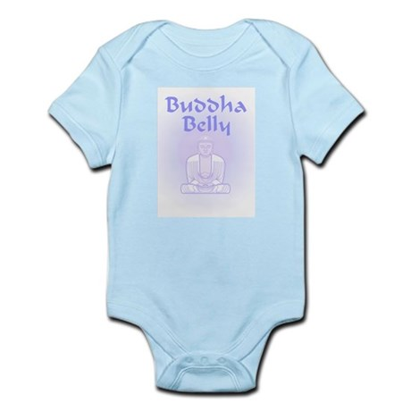 Baby Buddha Belly Infant Creeper