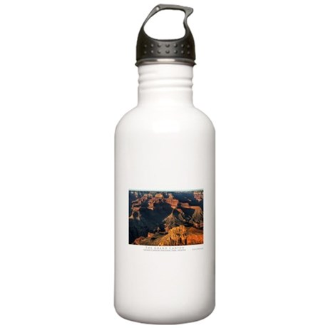 The Grand Canyon Stainless Water Bottle 1.0L