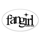 Fangirl Decal