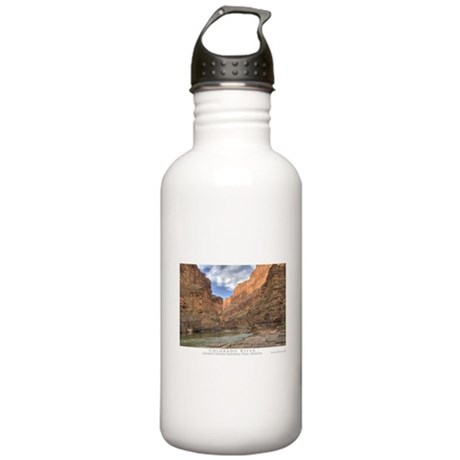 Colorado River - Grand Canyon Stainless Water Bott