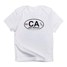 San Ramon Infant T-Shirt