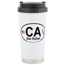 San Rafael Ceramic Travel Mug