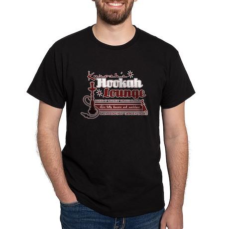 Hookah Lounge Black T-Shirt