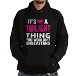 Twilight Thing Hoodie (dark)