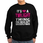 Twilight Thing Sweatshirt (dark)