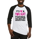Twilight Thing Baseball Jersey