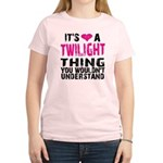 Twilight Thing Women's Light T-Shirt
