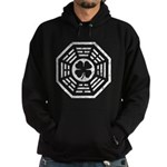 Dharma Luck Faded Hoodie (dark)