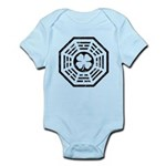 Dharma Luck Faded Infant Bodysuit