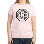 Dharma Luck Faded Women's Light T-Shirt