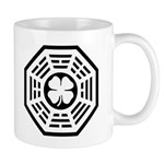 Dharma Luck Faded Mug