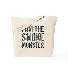 Smoke Monster Tote Bag