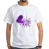 Kickin' Pancreatic Cancer Shirt