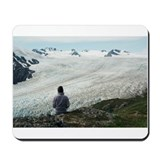 Icefield Overlook Mousepad