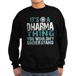 Dharma Thing Sweatshirt (dark)