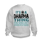 Dharma Thing Kids Sweatshirt