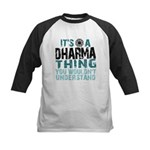 Dharma Thing Kids Baseball Jersey