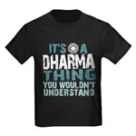 Dharma Thing Kids Dark T-Shirt