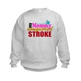 Mommy Conquered Stroke Sweatshirt