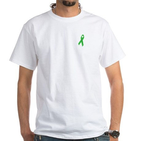Organ Donor Autograph White T-Shirt