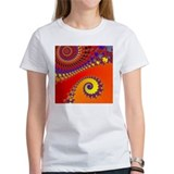 Spiral And Vortex Tee